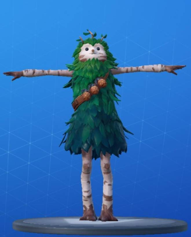 Fortnite: Battle Royale - 🌏 Perfect Bush Ranger Setup 🌏 image 2