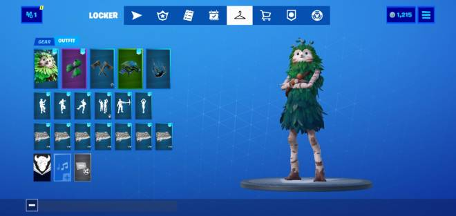 Fortnite: Battle Royale - 🌏 Perfect Bush Ranger Setup 🌏 image 16