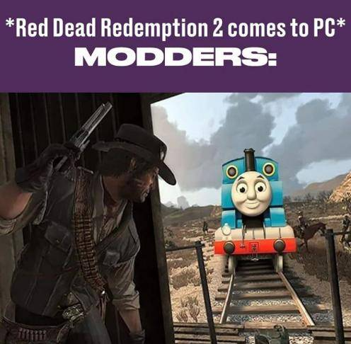 Red Dead Redemption: Memes - Sounds about right 🤣🤣 image 1