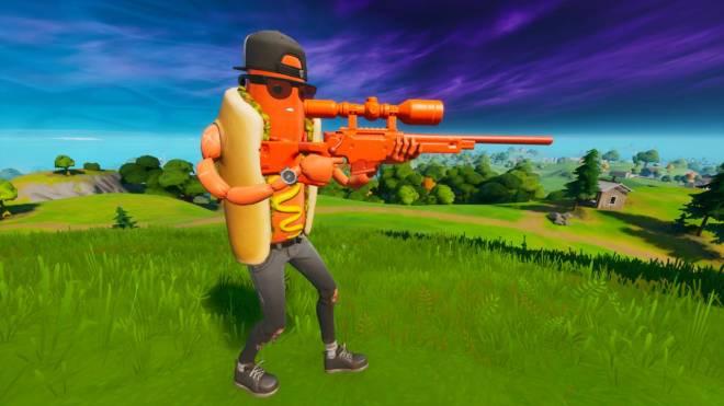 Fortnite: Battle Royale - Hot Dog! The Brat Showcase 🌭 image 7