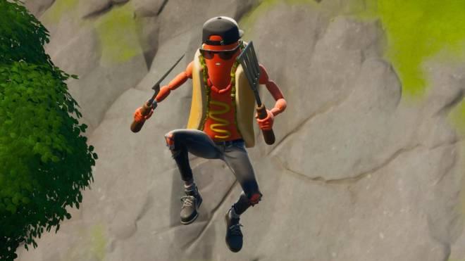 Fortnite: Battle Royale - Hot Dog! The Brat Showcase 🌭 image 9