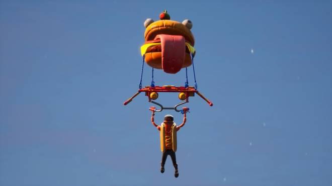 Fortnite: Battle Royale - Hot Dog! The Brat Showcase 🌭 image 2