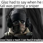 Poor Glaz