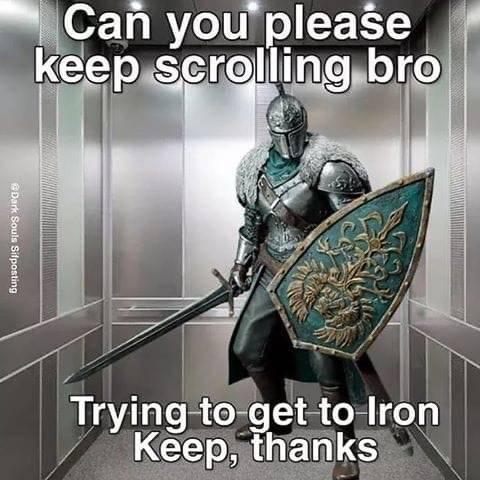 Dark Souls: Memes - Bro!  image 1