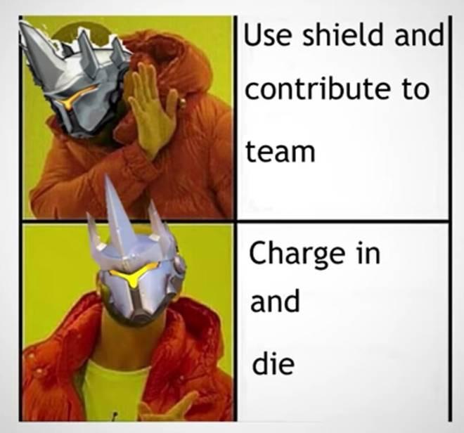 Overwatch: Memes - True image 1