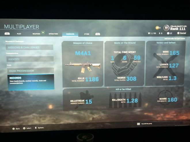 Call of Duty: General - Weekend grind update         Fri-Sun image 2