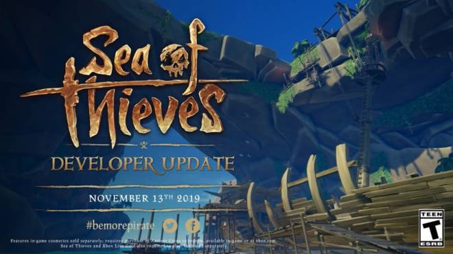 Sea of Thieves: General - Developer Update • November 13th 2019 image 1