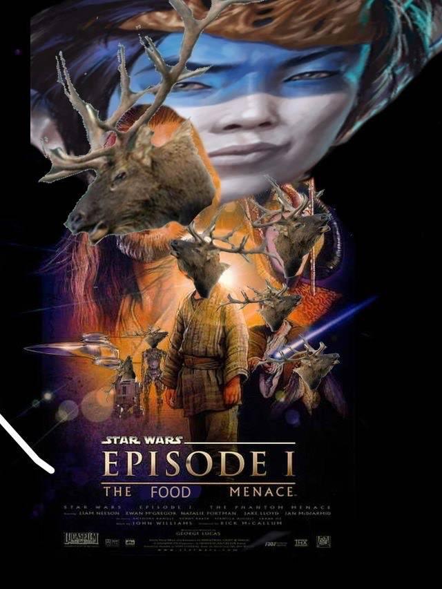 Magic: The Gathering: General - Luke, I am your Elk!! (Wrong movie I know...) image 1