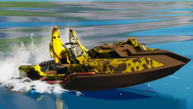 Fortnite: Battle Royale - ZomB-Nana: Peely Bone Showcase w/ Spacey! image 21