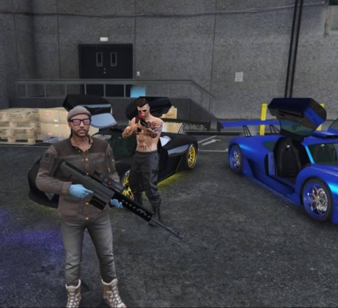 GTA: General - NEW CREW MEMBER😈😈😈 image 3