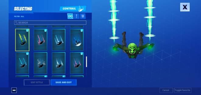 Fortnite: Battle Royale - ☢ Perfect Toxin Setup ☢ image 12
