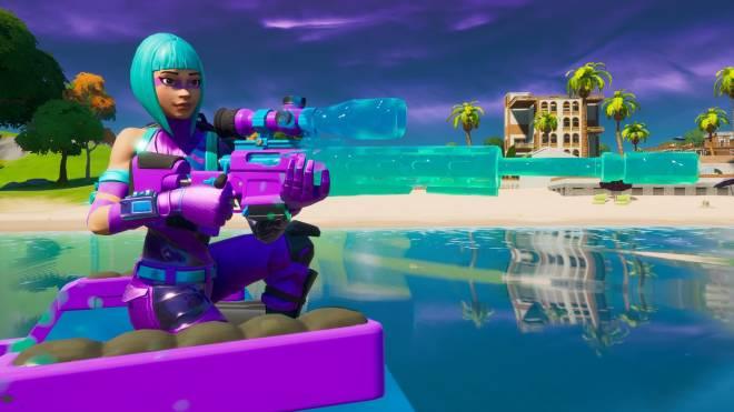"""Fortnite: Battle Royale - """"The many Wonders of Sandy"""" Wonder Showcase ✨💜 image 4"""