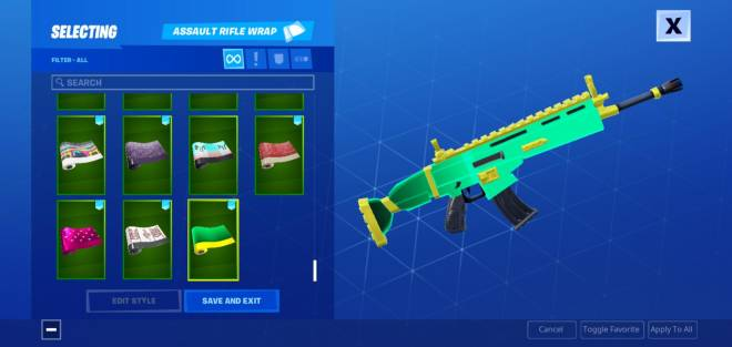 Fortnite: Battle Royale - ☢ Perfect Toxin Setup ☢ image 14