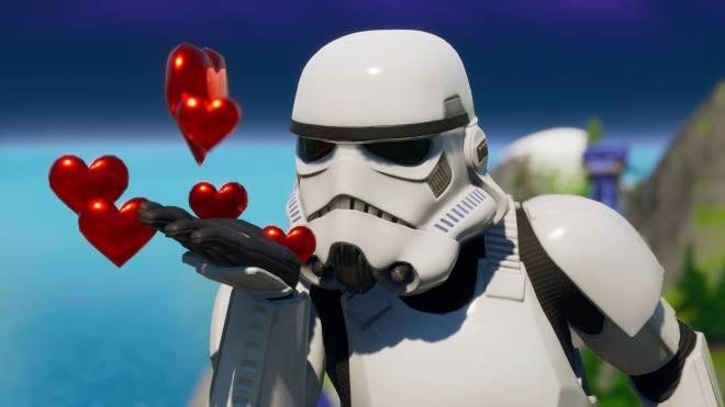 Fortnite: Battle Royale - Storm Trooper Showcase 💜✨ image 4
