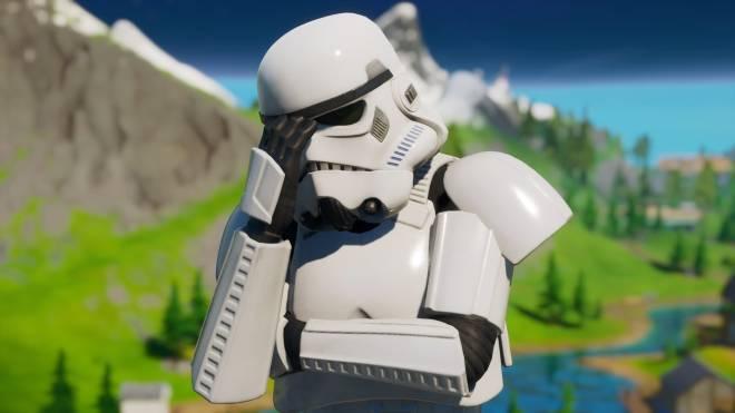Fortnite: Battle Royale - Storm Trooper Showcase 💜✨ image 6