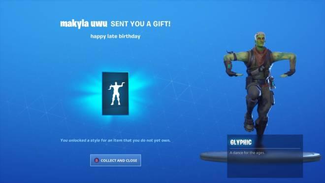 Fortnite: Battle Royale - Thank You Makyla! ❤ image 3