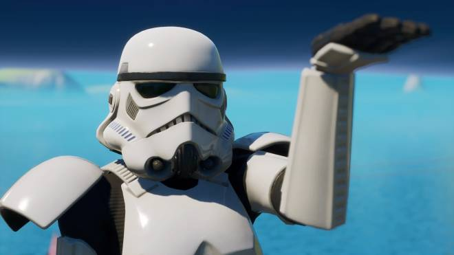 Fortnite: Battle Royale - Storm Trooper Showcase 💜✨ image 2
