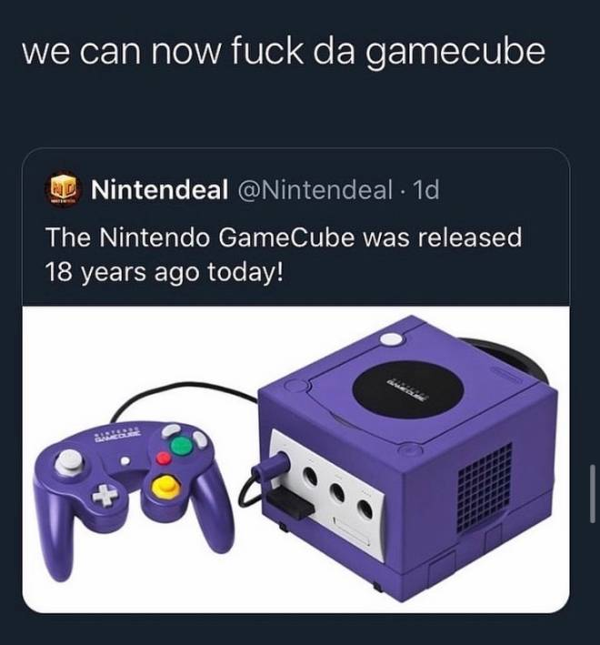 Super Smash Bros: General - The Game Cube is 18 years old now. You know what that means! image 1
