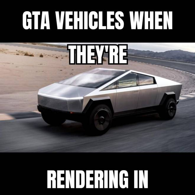 GTA: Memes - Is it just me? image 1