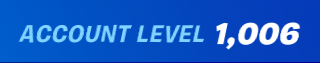 Fortnite: Battle Royale - Hit Account Level 1000 image 1