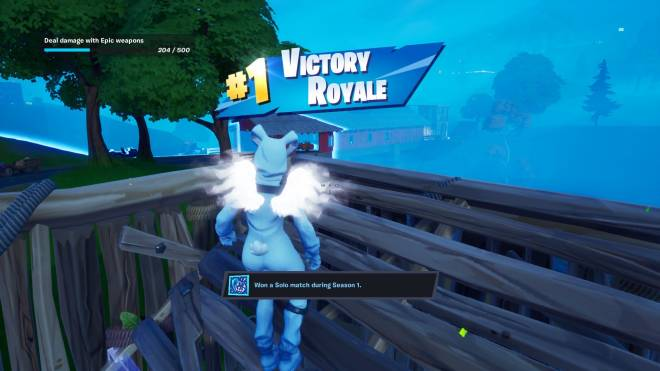 Fortnite: Battle Royale - FINALLY GOT MY FIRST EVER SOLO WIN 🥳✨ image 2