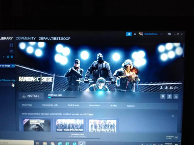 Rainbow Six: General - U better watch out bc PC here I come! image 1