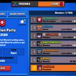 New club recruiting new active players... Barbarian Party