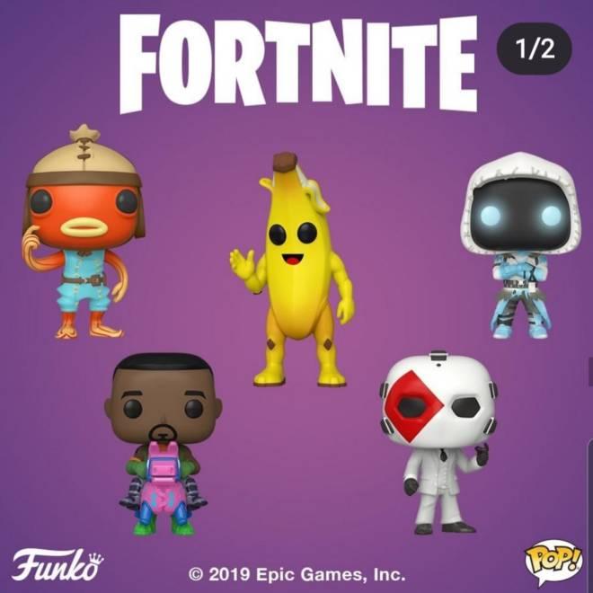Fortnite: Battle Royale - New Series 4 Fortnite Pops! 🔥 image 2