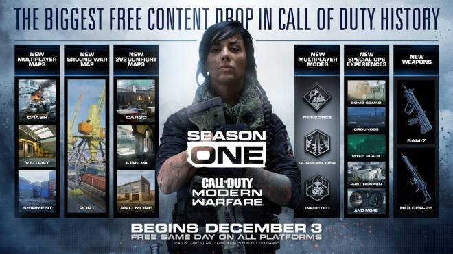 Call of Duty: POTG - DECEMBER SEASON 1!!! image 1