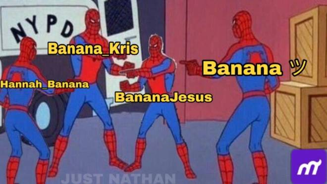 "Entertainment: Memes - Time To Decide...🍌 Who's the REAL BANANA?!?!?!🍌 ""MOOT EDITION"" 🍌 image 3"