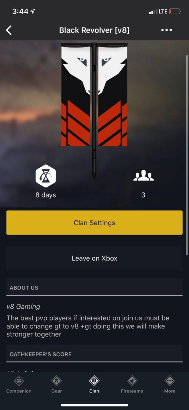 Destiny: Promotions - v8 recluting  image 2