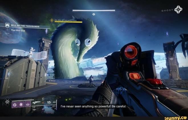 Destiny: General - Can you kill a god? image 1