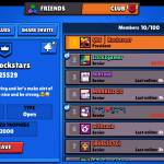 Pro here been play for this game for 3 months. Only for 12k trophies to join please need people.😎😜