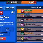 Join Barbarian Party!! Free senior above 5k!
