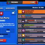 New club Barbarian Party Join Up!!