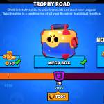 Who has 7000 trophies and 1 Mithic and legandary