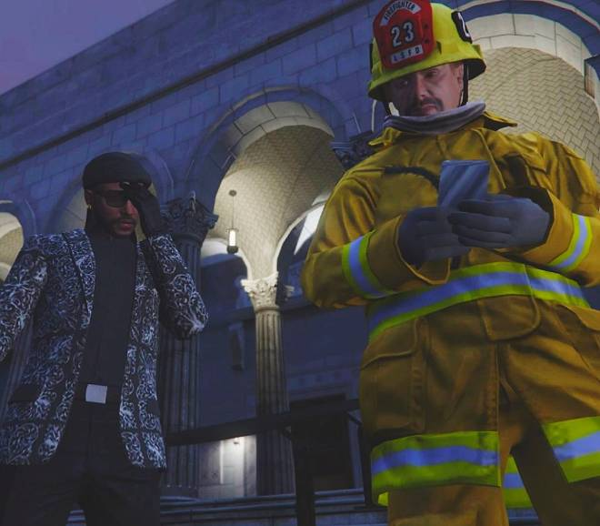 GTA: Memes - DROPN FIRE THIS IS WHY I CANT BE STOPPED🚫👨‍🚒 image 2