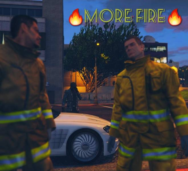 GTA: Memes - DROPN FIRE THIS IS WHY I CANT BE STOPPED🚫👨‍🚒 image 3