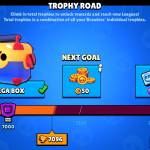 Time to push up trophies