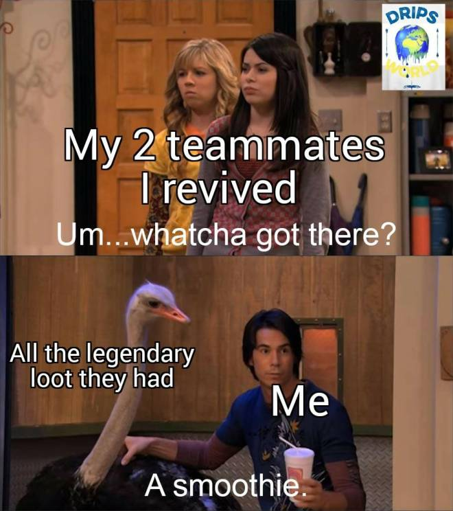 Apex Legends: Memes - Everyone I play with 😂 image 1