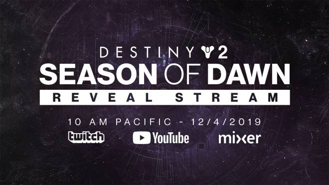 Destiny: General - Season of Dawn • Trailer image 5