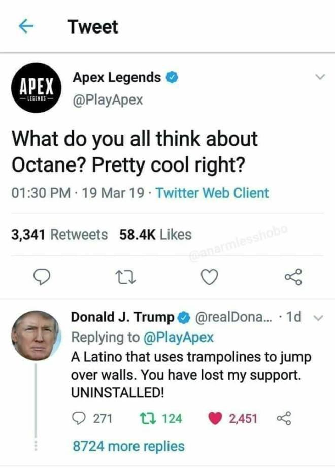 Apex Legends: Memes - That's hilarious! image 1