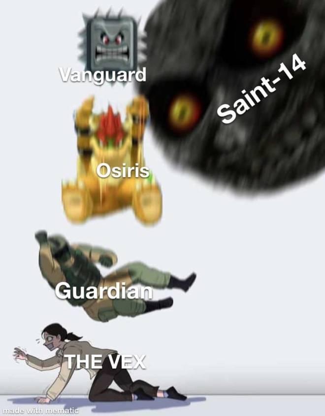Destiny: General - Poor Vex image 1