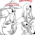 Nickname: Seraph ID: bylqvjvzo4pp Happy Anniversary! Loving the game and appreciate you guys!
