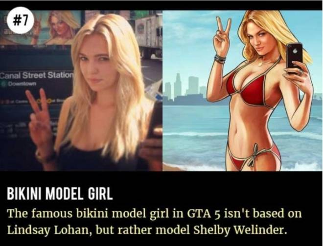 GTA: Memes - 10 SNAPPLE FACTS GTAV🤯 image 5