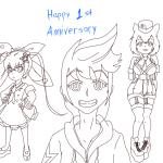 [Sugi] [buhy8fcg9kuk] Happy 1st Anniversary!!