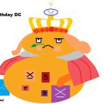 Happy birthday! (ID:byft5vxw8jm8) (IGN:Hentou)