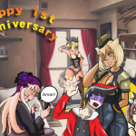 User name: [Tomikawa] ID: [brabnca6h5as] Happy 1st Anniversary DC!!