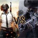PUBG OR COD🤔LETS END THIS NOW🤨