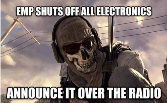 Call of Duty: Memes - COD LOGIC🤦🏽♂️🤷🏽♂️ image 1